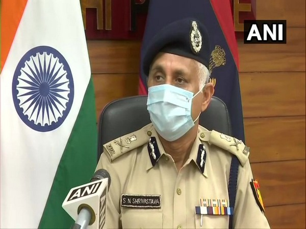 Delhi Police Commissioner SN Shrivastava (Photo/ANI)