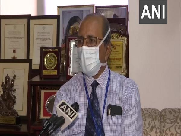 PGIMER Director Professor Jagat Ram (Photo/ANI)