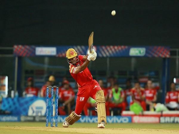 Punjab Kings' opening batsman Mayank Agarwal (Photo/ IPL Twitter)