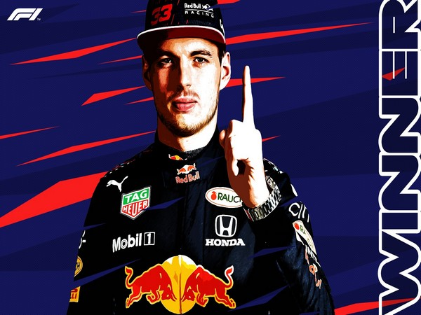 Max Verstappen wins Emilia Romagna GP (Photo/ Formula 1 Twitter)