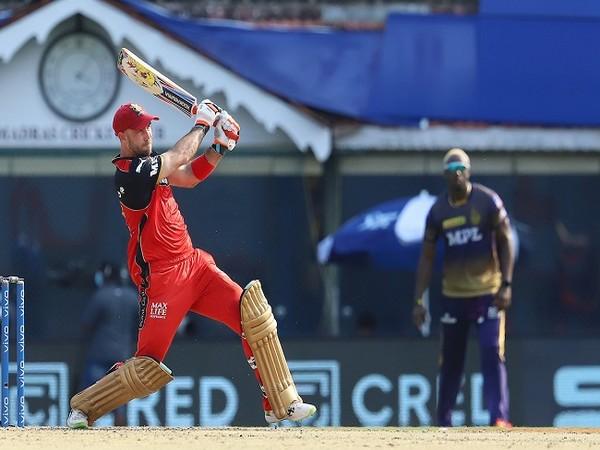 RCB batsman Glenn Maxwell (Image: BCCI/IPL)