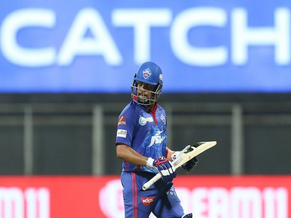 Delhi Capitals' opening batsman Prithvi Shaw (Photo/ IPL Twitter)