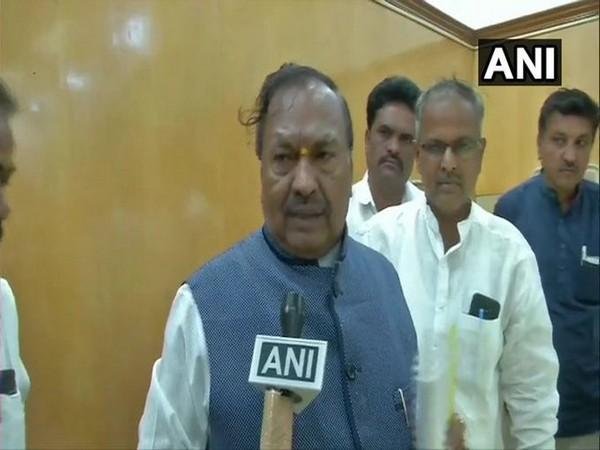 Karnataka Rural Development Minister KS Eshwarappa (File Photo)