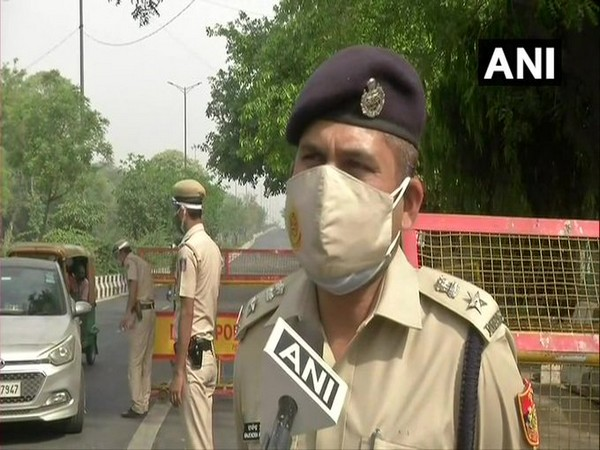 DCP South East, Delhi Police, Rajendra Prasad Meena