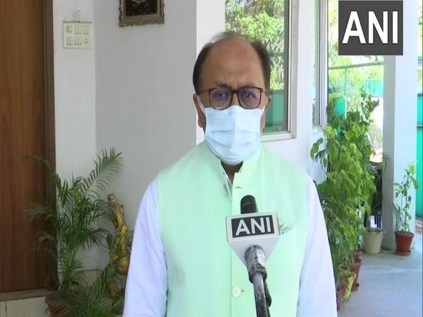 UttarPradesh Cabinet Minister Sidharth Nath Singh
