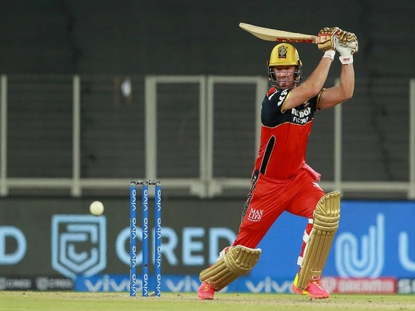 RCB batsman AB de Villiers (Photo/ IPL Twitter)