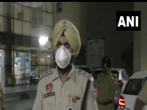 Assistant Commissioner of Police Waryam Singh. (Photo/ANI)