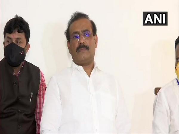 Maharashtra Health Minister Rajesh Tope