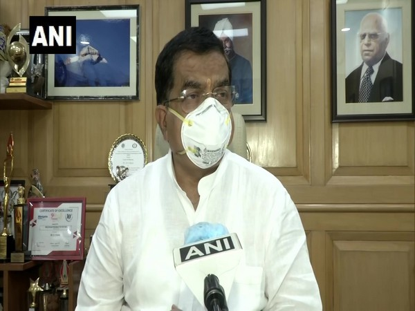 Dr DS Rana, Chairperson of Sir Ganga Ram Hospital in conversation with ANI. (Photo/ANI)