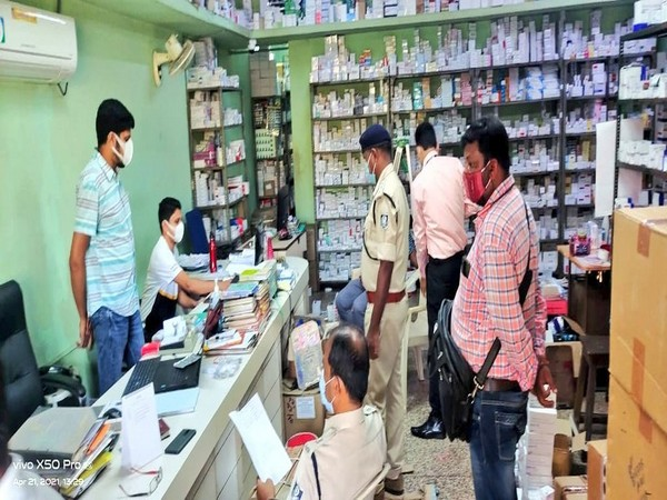 Odisha Police conducts verification drive, deploys flying squads to check hoarding, blackmarketing of COVID essentials