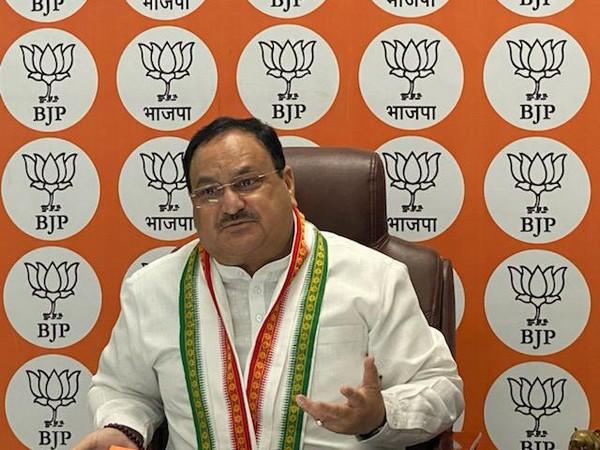 BJP chief JP Nadda (Photo/ANI)