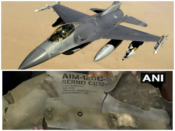 India has already shown parts of oneAMRAAMmissile fired at Indian planes during a press conference on February 28