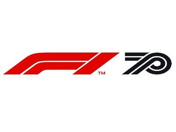 Formula 1 logo.