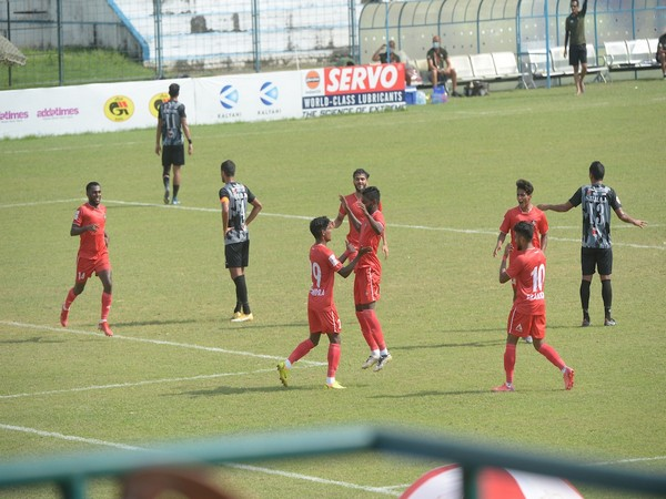 FC Goa in action against Delhi FC (Photo: Durand Cup)