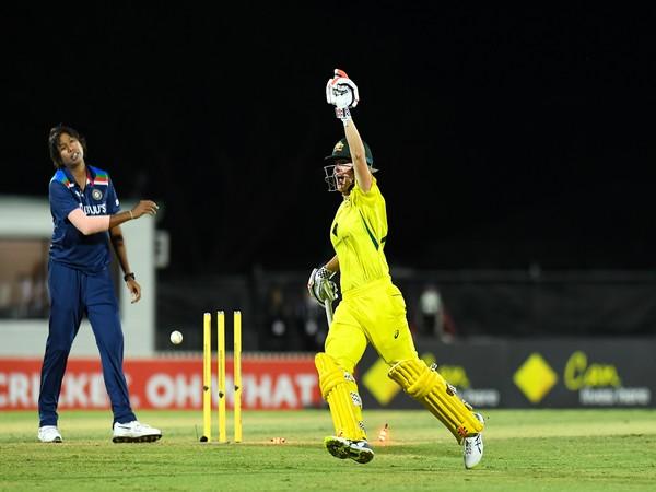 Australia won off the last ball. (Photo: Twitter/ICC)
