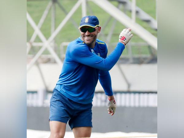 South Africa batsman Faf du Plessis (Photo/CSA Twitter)