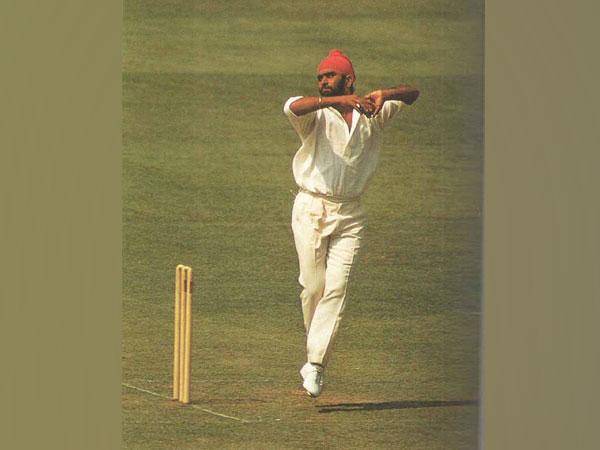 Bishan Singh Bedi (Photo/ Ravi Shastri Twitter)