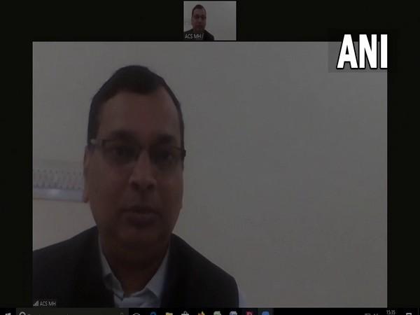 UP ACS Health Amit Mohan Prasad (Photo/ANI)