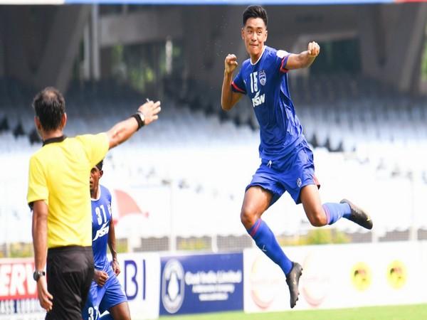 Wungyam (Photo: Twitter/Bengaluru FC)