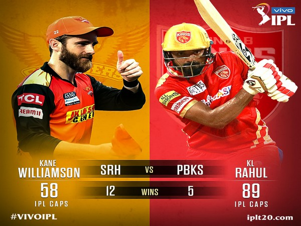 Kane Williamson and KL Rahul (Photo: Twitter/IPL)