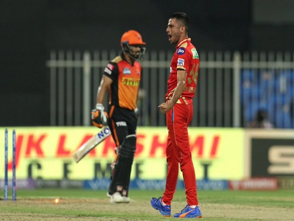 Punjab Kings spinner Ravi Bishnoi in action (Photo/ IPL Twitter)
