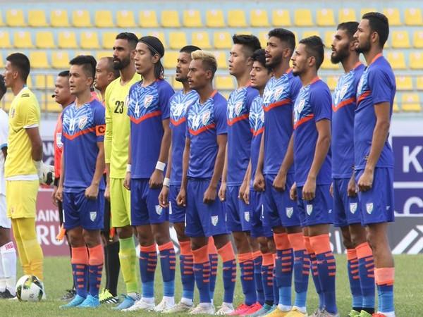 India football team (Photo/ Indian Football Team Twitter)