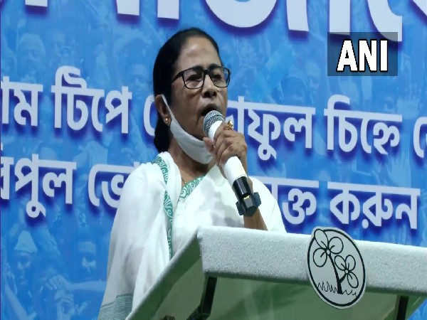 West Bengal Chief Minister Mamta Banerjee. (Photo/ANI)