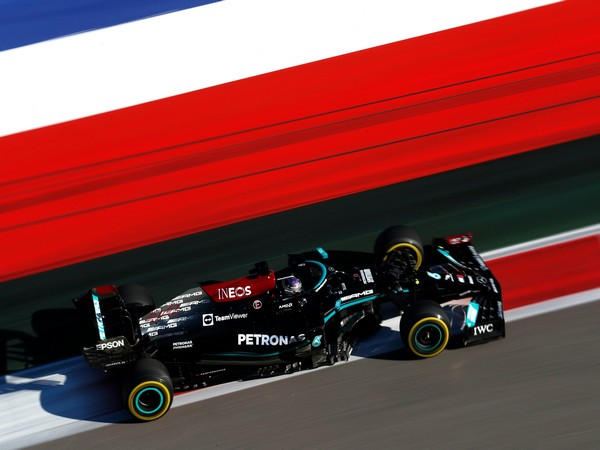 Lewis Hamilton (Photo: Twitter/Mercedes-AMG PETRONAS F1 Team)