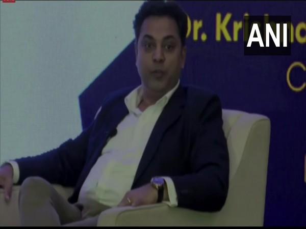 Chief Economic Adviser Krishnamurthy Subramanian (Photo/ANI)