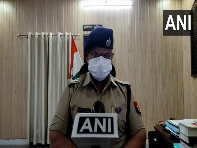 Amit Kumar Anand, Superintendent of police (SP) of Moradabad