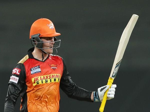 SRH opening batter Jason Roy (Photo/ SunRisers Hyderabad Twitter)