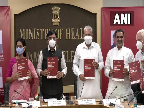Union Health Minister Mansukh Mandaviya launches