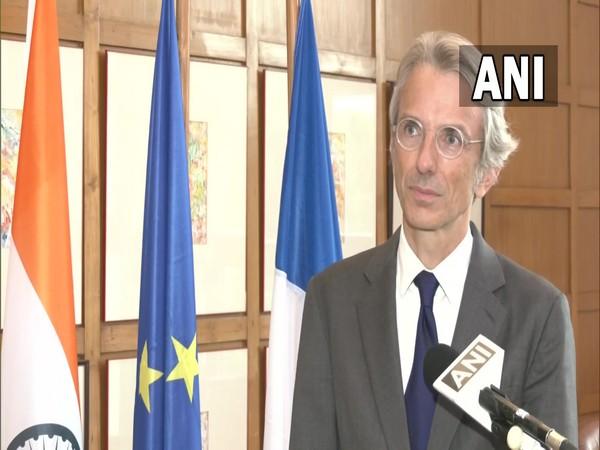 Ambassador of France to India Emmanuel Lenain