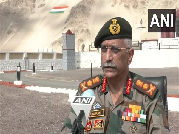 Indian Army chief General Manoj Mukund Naravane (File photo)