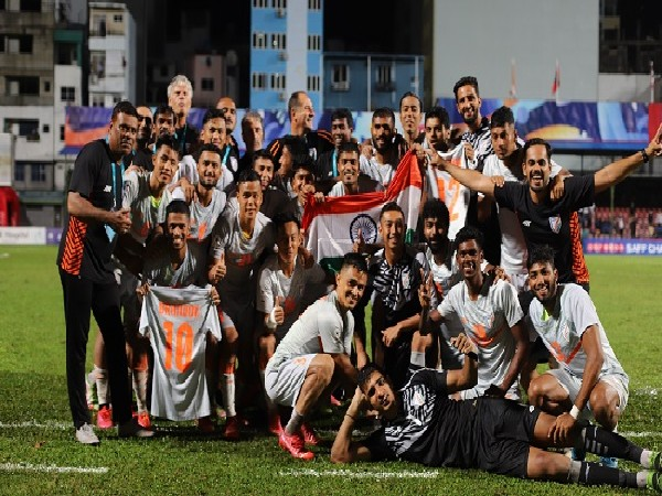 Indian football team (Image: AIFF)