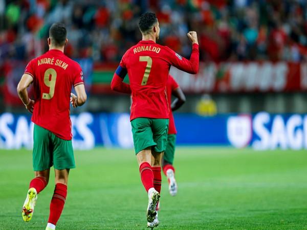 Cristiano Ronaldo (Photo: Twitter/Portugal)