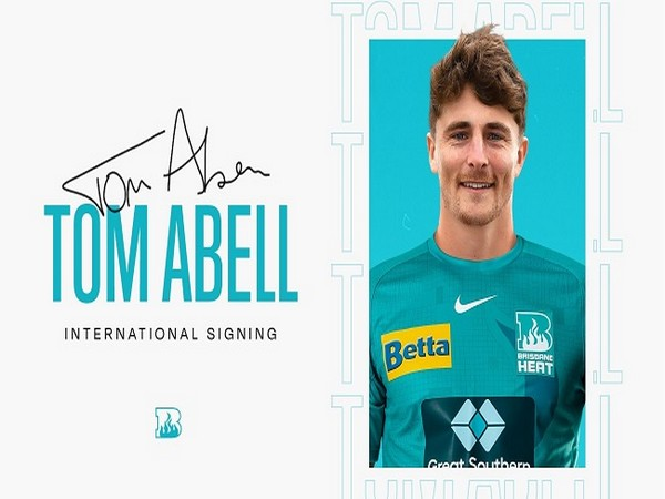 Tom Abell (Image: Brisbane Heat)
