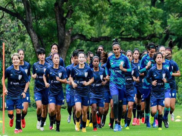 India women's football team (Photo/ Indian Football Team Twitter)
