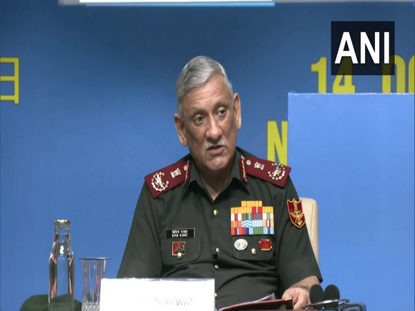 Chief of Defence Staff (CDS) General Bipin Rawat at Shanghai Cooperation Organisation (SCO). (Photo/ANI)
