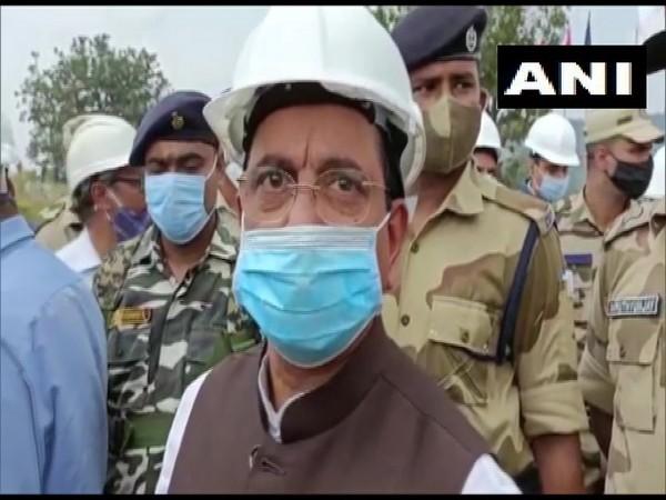 Union Minister of Coal, Mines and Parliamentary Affairs Pralhad Joshi (Photo/ANI)