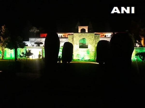 Visual of Pari Mahal from Srinagar (Photo/ANI)