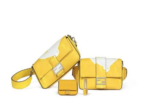Fendi unveils world's first fragrance-infused handbags