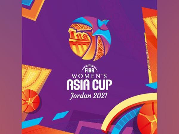 FIBA Women's Asia Cup logo (FIBA twitter)