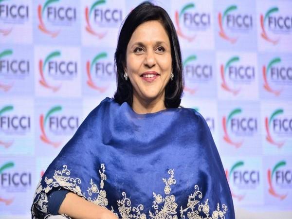 FICCI President Sangita Reddy (File Photo/ANI)