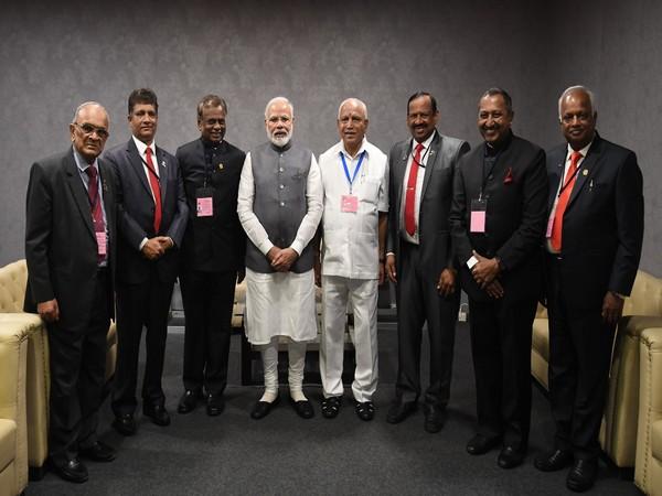 FKCCI delegation met Prime Minister Narendra Modi.