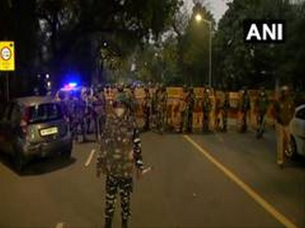 Visuals from the explosion site in New Delhi. (File pic)