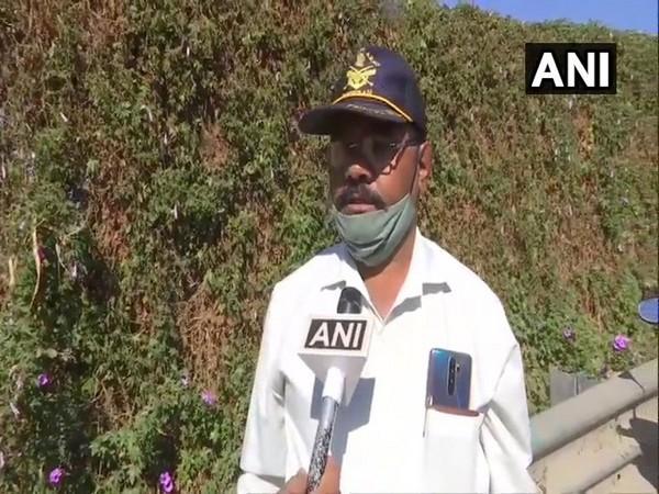 Chief in-charge marshal of Bellandur Lake Sadashiva (Photo/ANI)