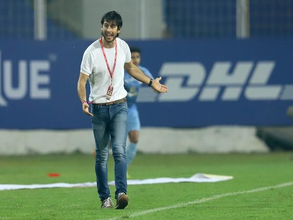 FC Goa manager Juan Ferrando