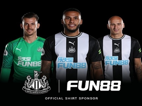 FUN88 - Official shirt sponsor
