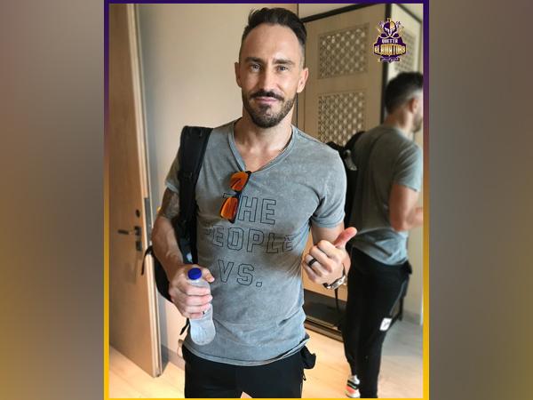 Faf du Plessis (Photo/ Quetta Gladiators Twitter)